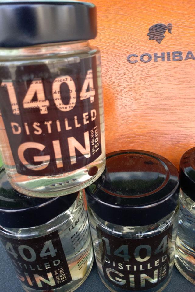 1404 Gin Tonic Limone